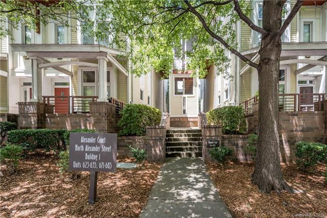 685 N Alexander Street, Charlotte, NC 28202 (#3420316) :: The Ramsey Group