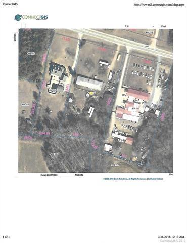 1011 Webb Road, Salisbury, NC 28146 (#3420344) :: The Sarver Group