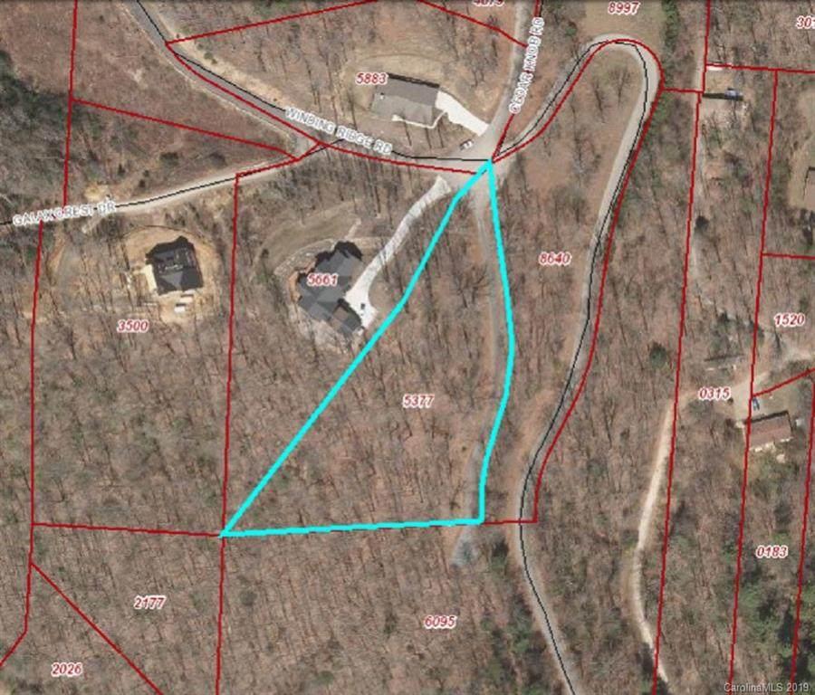 74 Winding Ridge Road #3, Fairview, NC 28730 (#3420415) :: Carlyle Properties