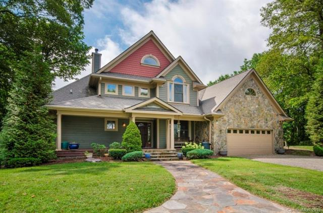 14 Hickory Forest Lane, Fairview, NC 28730 (#3420592) :: Phoenix Realty of the Carolinas, LLC