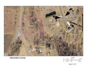 0 Wayside Church Road #34, Taylorsville, NC 28681 (#3420689) :: Rinehart Realty