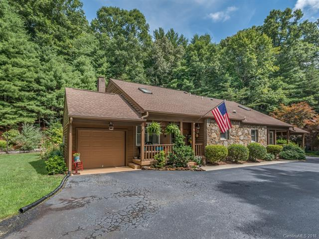 28 S Calico Lane #410, Etowah, NC 28729 (#3420773) :: Exit Mountain Realty