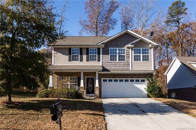 7611 Rockland Drive, Charlotte, NC 28213 (#3420782) :: The Ramsey Group