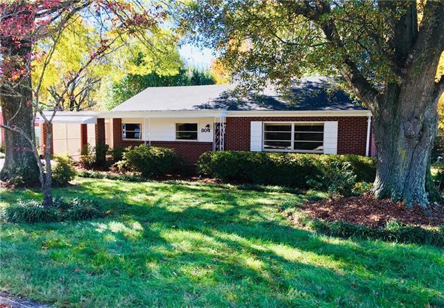 804 Cline Avenue, Newton, NC 28658 (#3420805) :: Rinehart Realty