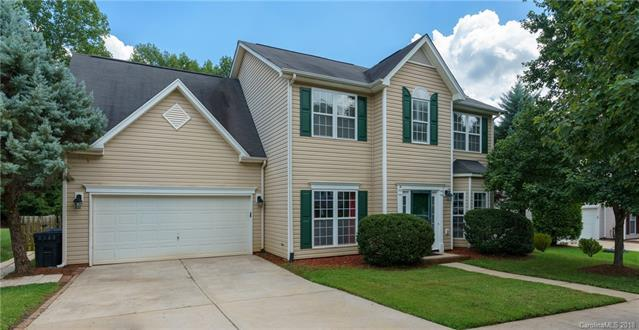 11721 Journeys End Trail #55, Huntersville, NC 28078 (#3420925) :: Odell Realty Group