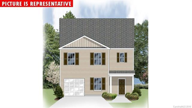 5531 Tumbling Brook Lane Lot 27, Charlotte, NC 28216 (#3421201) :: The Andy Bovender Team