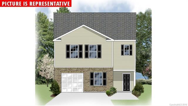5527 Tumbling Brook Lane Lot 28, Charlotte, NC 28216 (#3421205) :: The Andy Bovender Team