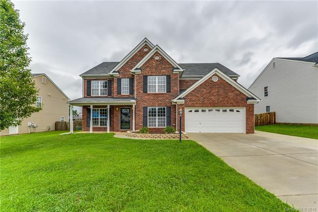 113 Stallings Mill Drive, Mooresville, NC 28115 (#3421233) :: Exit Mountain Realty
