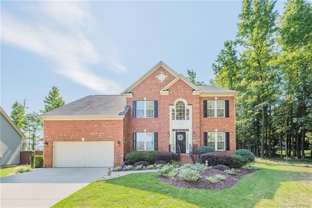 419 Chorus Road, Fort Mill, SC 29715 (#3421430) :: Odell Realty