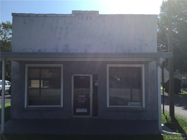 513 S Chapel Street, Landis, NC 28088 (#3421432) :: Team Southline