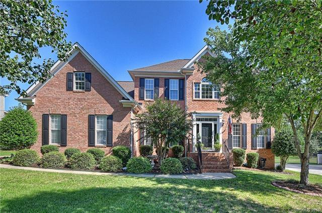 10623 Persimmon Creek Drive, Mint Hill, NC 28227 (#3421441) :: The Ramsey Group