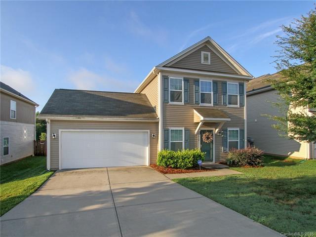9018 Sharpes Circle #10, Charlotte, NC 28214 (#3421525) :: Besecker Homes Team