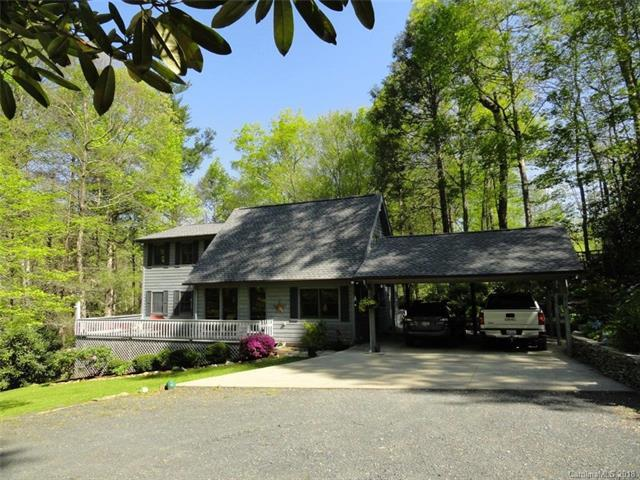 39 Otter Lane, Spruce Pine, NC 28777 (#3421530) :: The Ramsey Group
