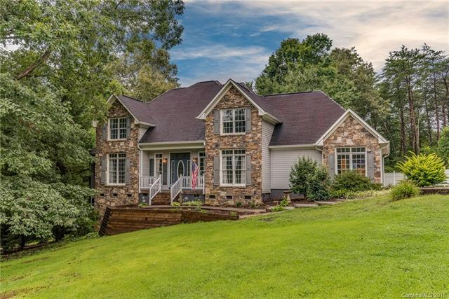 128 Flat Branch Trail, Mill Spring, NC 28756 (#3421580) :: MartinGroup Properties