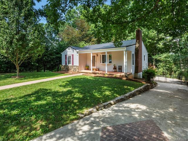 105 Kingsgate Road, Asheville, NC 28805 (#3421605) :: Rinehart Realty