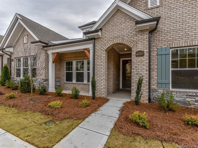 9224 Rhettsbury Court #77, Matthews, NC 28105 (#3421609) :: Zanthia Hastings Team