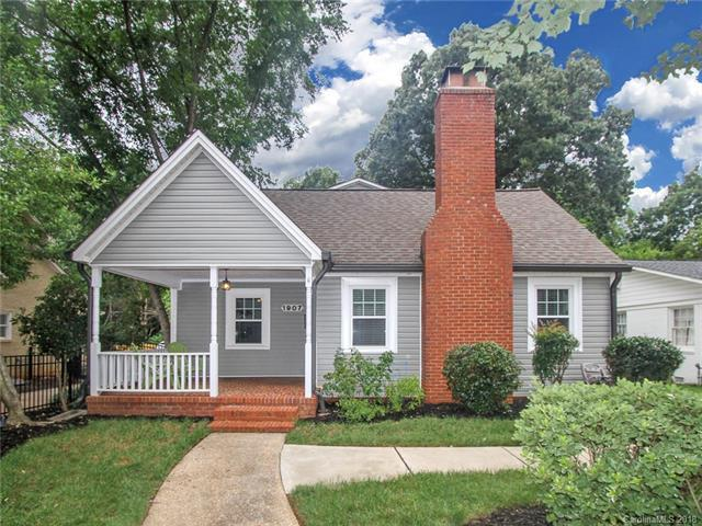 1907 Club Road, Charlotte, NC 28205 (#3421626) :: Stephen Cooley Real Estate Group