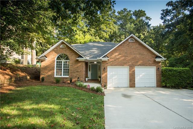 6907 Pleasant Drive #27, Charlotte, NC 28211 (#3421673) :: High Performance Real Estate Advisors