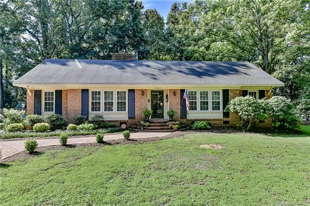 3541 Cotillion Avenue, Charlotte, NC 28210 (#3421774) :: High Performance Real Estate Advisors