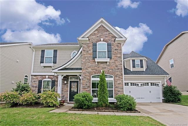 13027 Serenity Street, Huntersville, NC 28078 (#3421800) :: The Ramsey Group