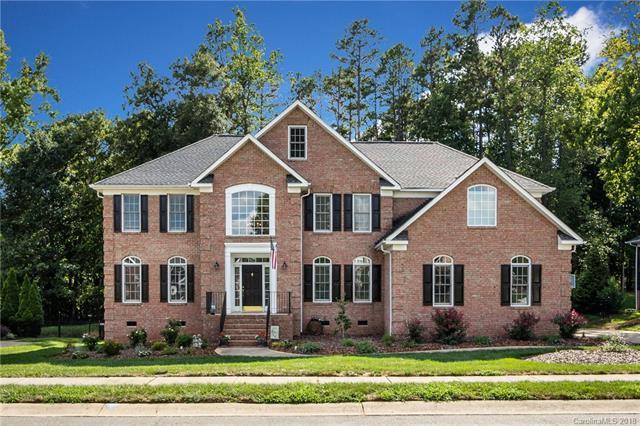 6018 Abergele Lane, Matthews, NC 28104 (#3421821) :: Exit Mountain Realty