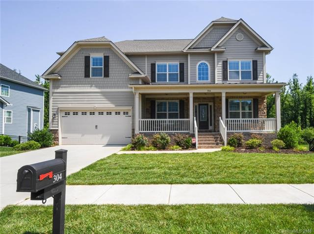 304 Golden View Drive, Waxhaw, NC 28173 (#3421902) :: Exit Mountain Realty