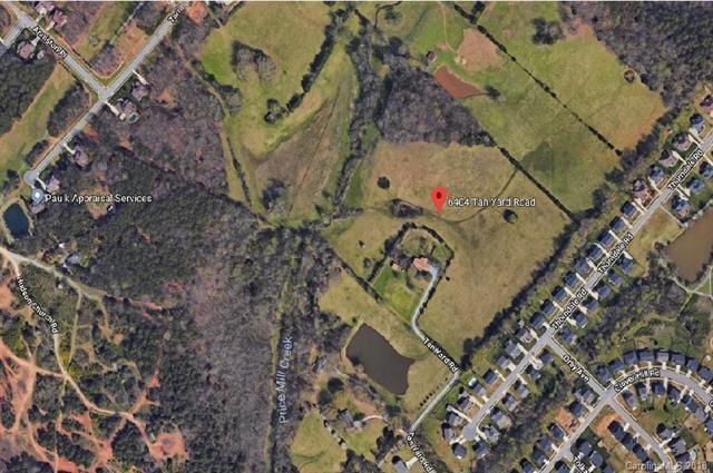 6404 Tan Yard Road, Matthews, NC 28104 (#3421963) :: LePage Johnson Realty Group, LLC