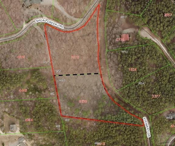 Lot 10-11 Shoal Creek Trail, Nebo, NC 28761 (#3422245) :: Zanthia Hastings Team