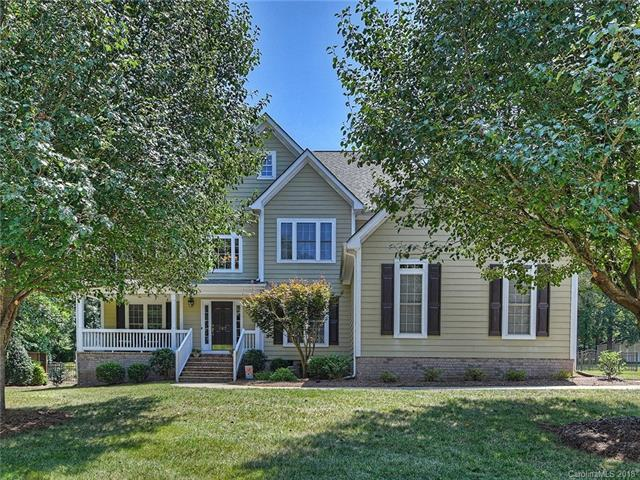 107 Huntfield Way, Mooresville, NC 28117 (#3422252) :: The Ramsey Group
