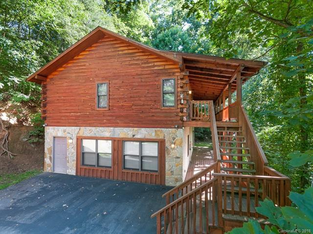 202 Nicholas Lane #5, Maggie Valley, NC 28751 (#3422267) :: Exit Mountain Realty