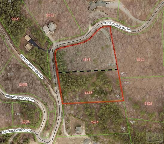 Lot W1-2 Shoal Creek Trail, Nebo, NC 28761 (#3422277) :: Zanthia Hastings Team