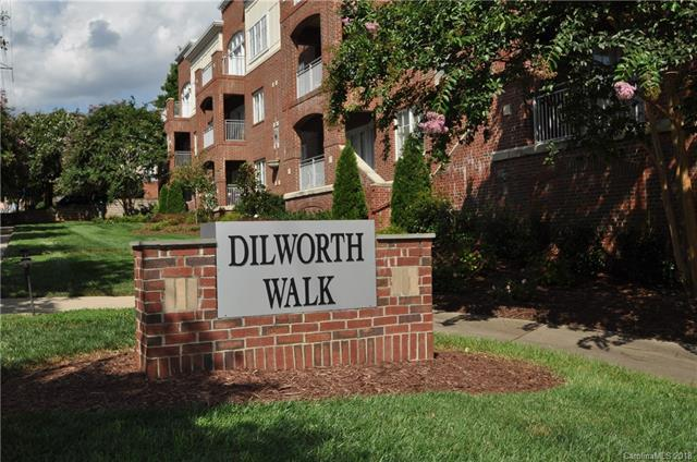 1903 Kenilworth Avenue 310A, Charlotte, NC 28203 (#3422311) :: The Ramsey Group