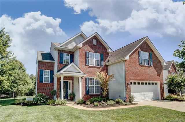 2806 Meherrin Court, Waxhaw, NC 28173 (#3422313) :: RE/MAX Four Seasons Realty