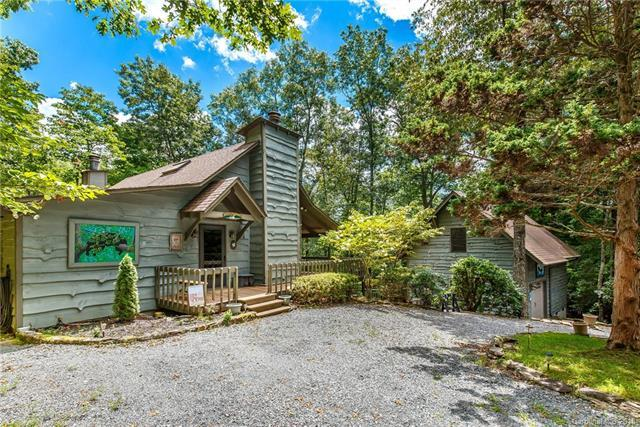 94 Unvquolad Court U29/L74a, Brevard, NC 28712 (#3422333) :: Stephen Cooley Real Estate Group
