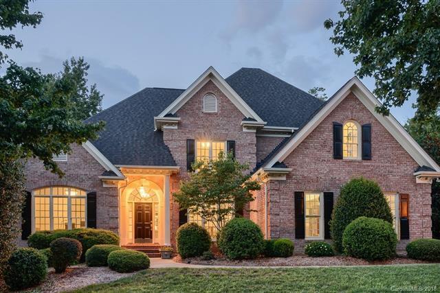 8734 Oakthorpe Drive, Charlotte, NC 28277 (#3422404) :: MECA Realty, LLC