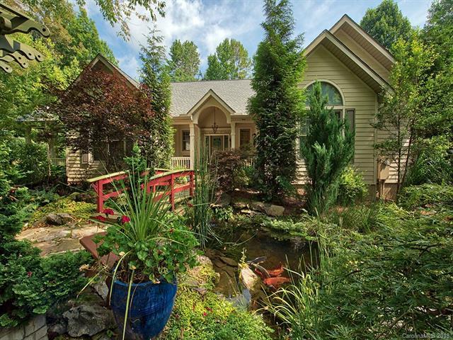 544 Crystal Tree Drive, Waynesville, NC 28785 (#3422586) :: Rinehart Realty