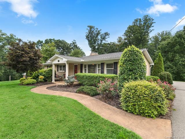 350 Pritchard Road, Candler, NC 28715 (#3422675) :: Keller Williams Biltmore Village