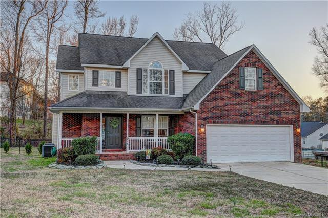 915 Circle Drive, Mount Pleasant, NC 28124 (#3422691) :: The Temple Team