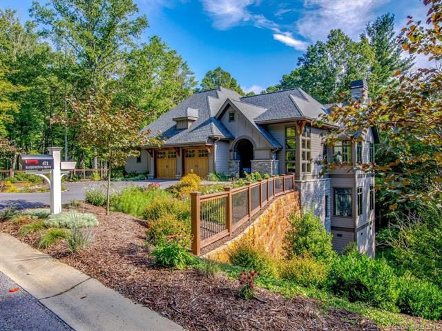 471 Barrington Drive, Asheville, NC 28803 (#3422707) :: Exit Mountain Realty