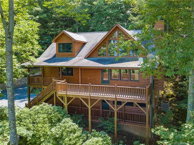 200 Kanusati Trail, Maggie Valley, NC 28751 (#3422708) :: Rinehart Realty