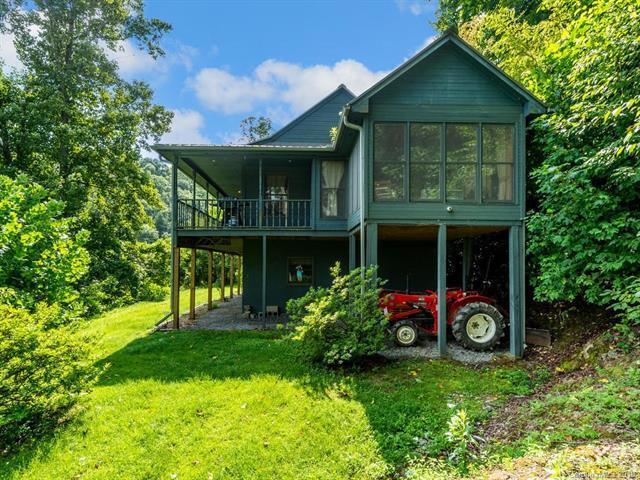 2381 Little Pine Road, Marshall, NC 28753 (#3422776) :: MartinGroup Properties
