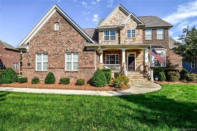 14616 Old Vermillion Drive, Huntersville, NC 28078 (#3422796) :: The Ramsey Group