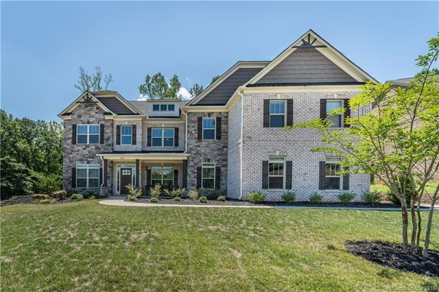 11003 Sorrel Ridge Drive, Mint Hill, NC 28227 (#3422817) :: Odell Realty Group