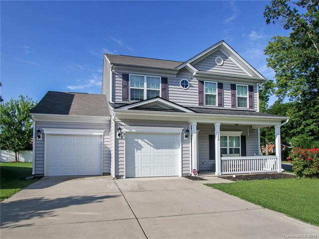 802 Traditions Park Drive, Pineville, NC 28134 (#3422823) :: Exit Mountain Realty