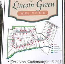 0 Mintew Circle #31, Lincolnton, NC 28092 (#3422923) :: Rinehart Realty