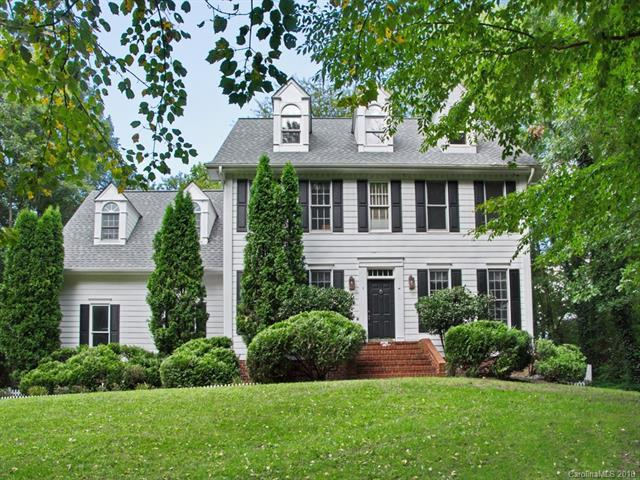 110 Berry Hill Drive, Hendersonville, NC 28791 (#3422978) :: Exit Mountain Realty