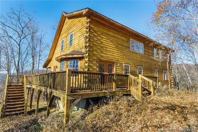 408 Yellow Jacket Circle, Maggie Valley, NC 28751 (#3423025) :: Rinehart Realty