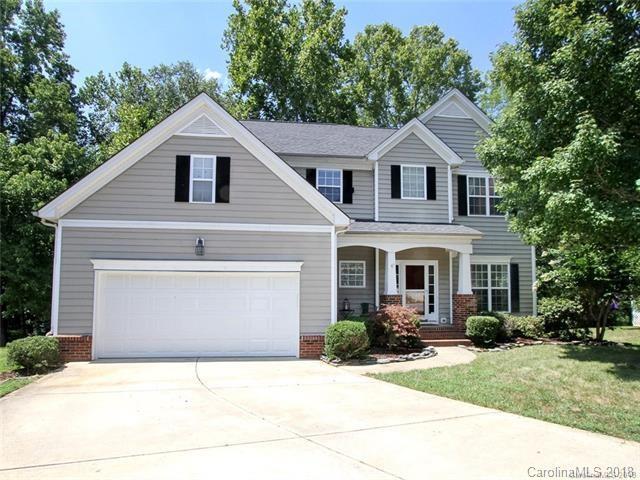 14544 Maclauren Lane, Huntersville, NC 28078 (#3423075) :: Odell Realty