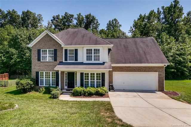 7361 Oxford Bluff Drive, Stanley, NC 28164 (#3423105) :: The Ramsey Group