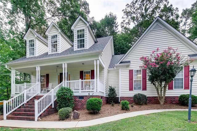 697 Normandy Road, Mooresville, NC 28117 (#3423113) :: Exit Mountain Realty